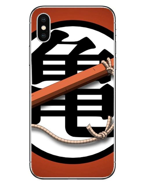 Dragon Ball Hard Phone Case For iPhone